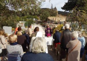 Procession 2 novembre Paroisse de Grimaud